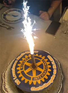 Charter-Torte